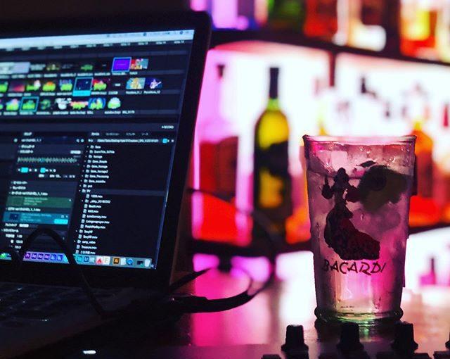 Drink & VJ